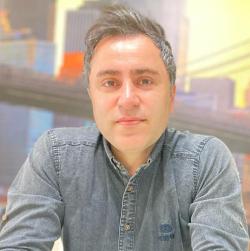 بهزاد بیک زاده - رئیس هیات مدیره شرکت مهندسی فناوری اطلاعات و ارتباطات سامانه گستر رشد
